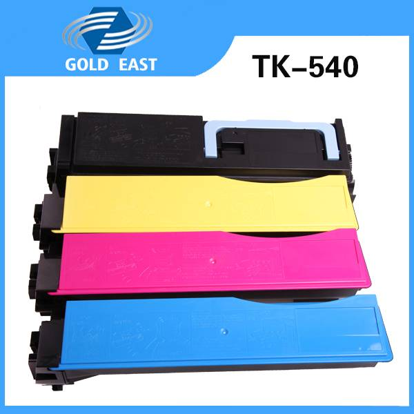 TK-540 color toner kyocera cartridges TK 540 for kyocera FS-C5100DN