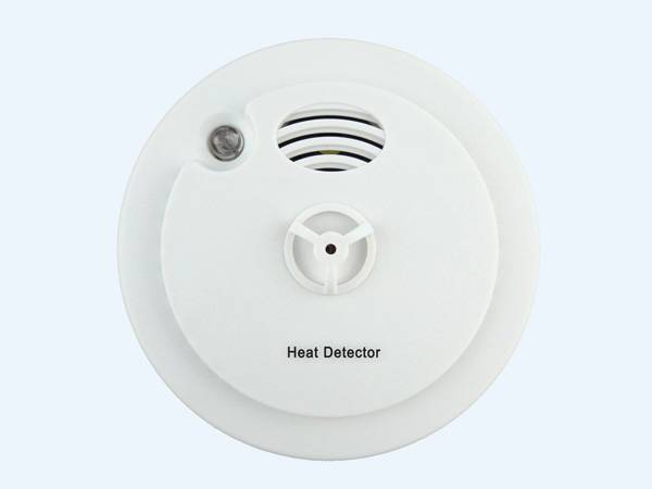 Home Heat Detection Alarm Tester Temperature Detector Alert Sensor Home Fire Alarm System