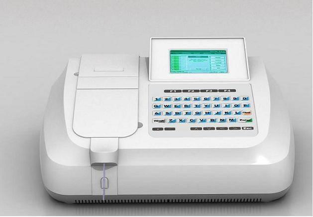 Semi-auto Biochemistry Analyzer SBA-733 Plus