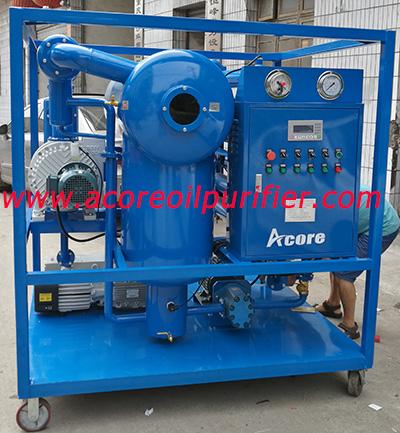 Offer Online Transformer Oil Filtration Machine