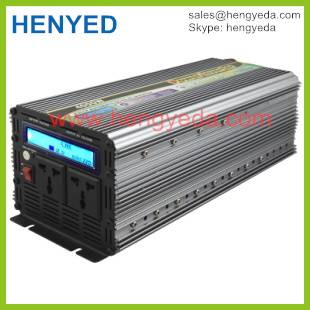 Solar power inverter 4000w off grid solar inverter