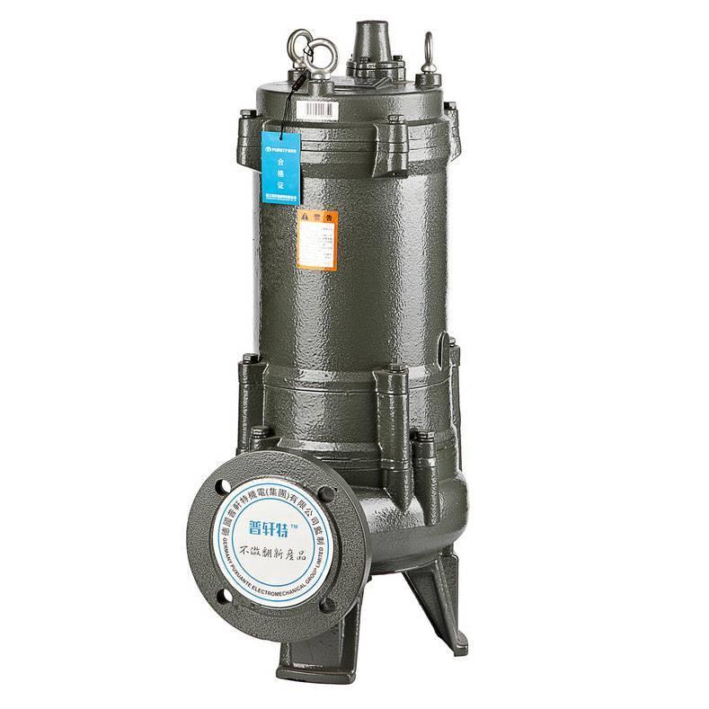 Sewage Submersible Pump (WQ-B)