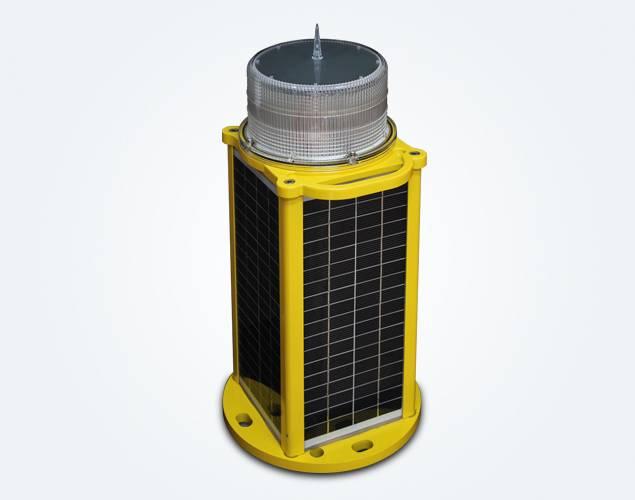 TYI32 LED Solar Powered Aviation Obstruction Light