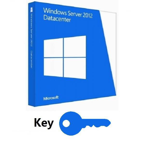 Microsoft Windows Server 2012 Datacenter Key