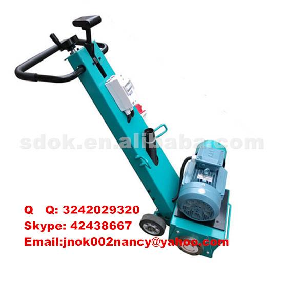 BEST PRICEOKX-250E Scarifying and milling machine for concrete grinding