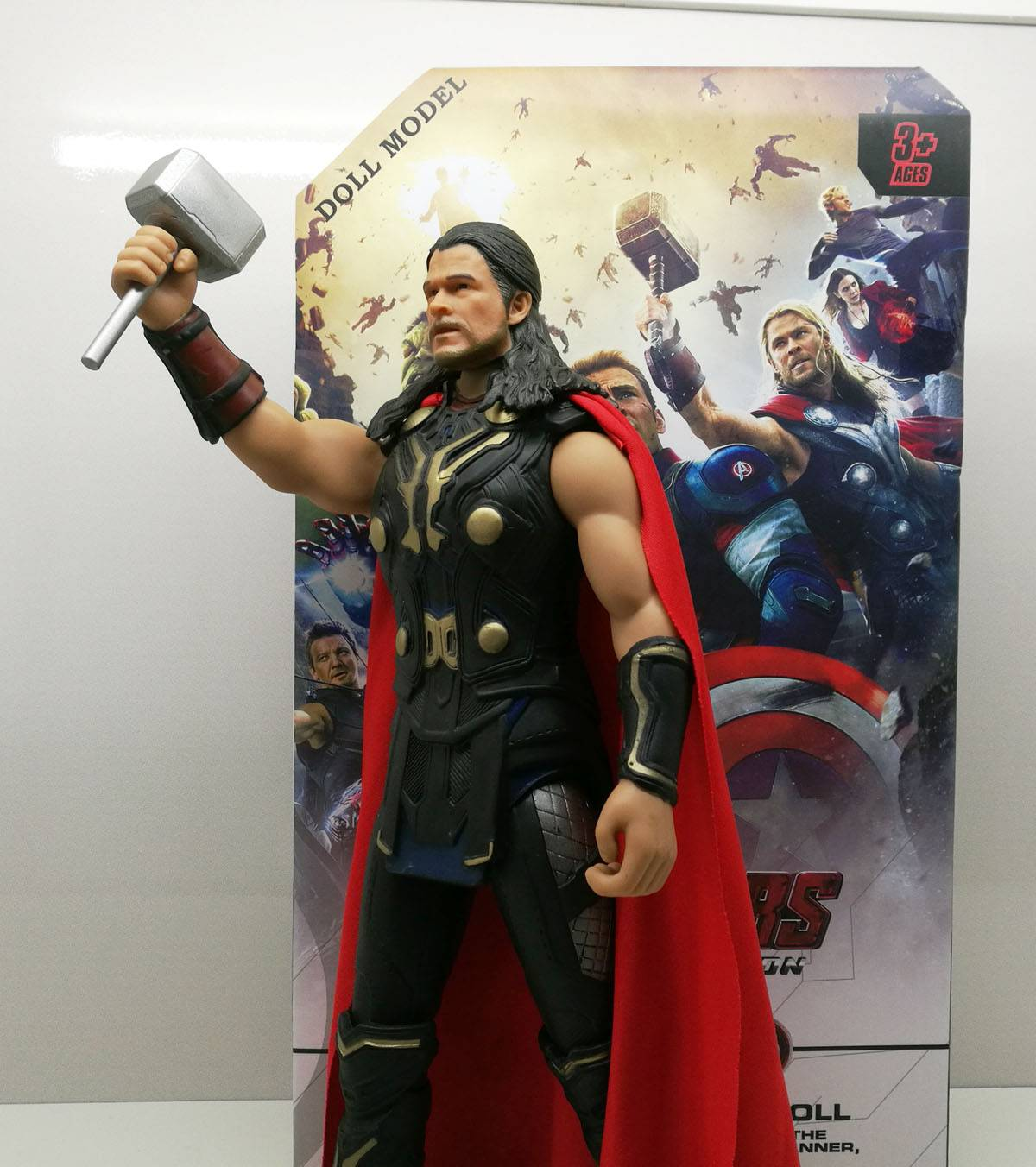 Wholesale custom Marvel Super Hero Avengers Thor