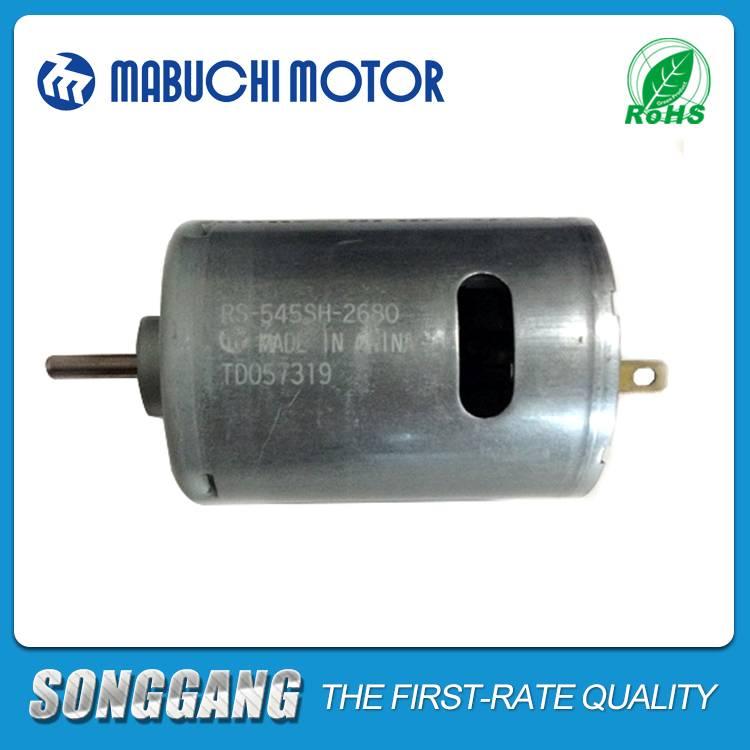 DC Brushless Motor Mabuchi 24v DC Motor RS-545SH-18150 For Vibrator Vacuum Cleaner Bilge Bilge Pump
