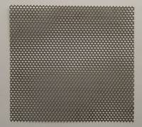 Micro Hole Perforated Metal