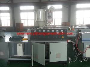 plastic corrugated pipe making plant