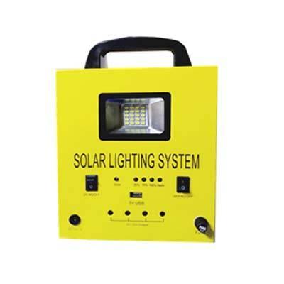 New Design Camping Solar Lighting Kit Outdoor LED Lighting