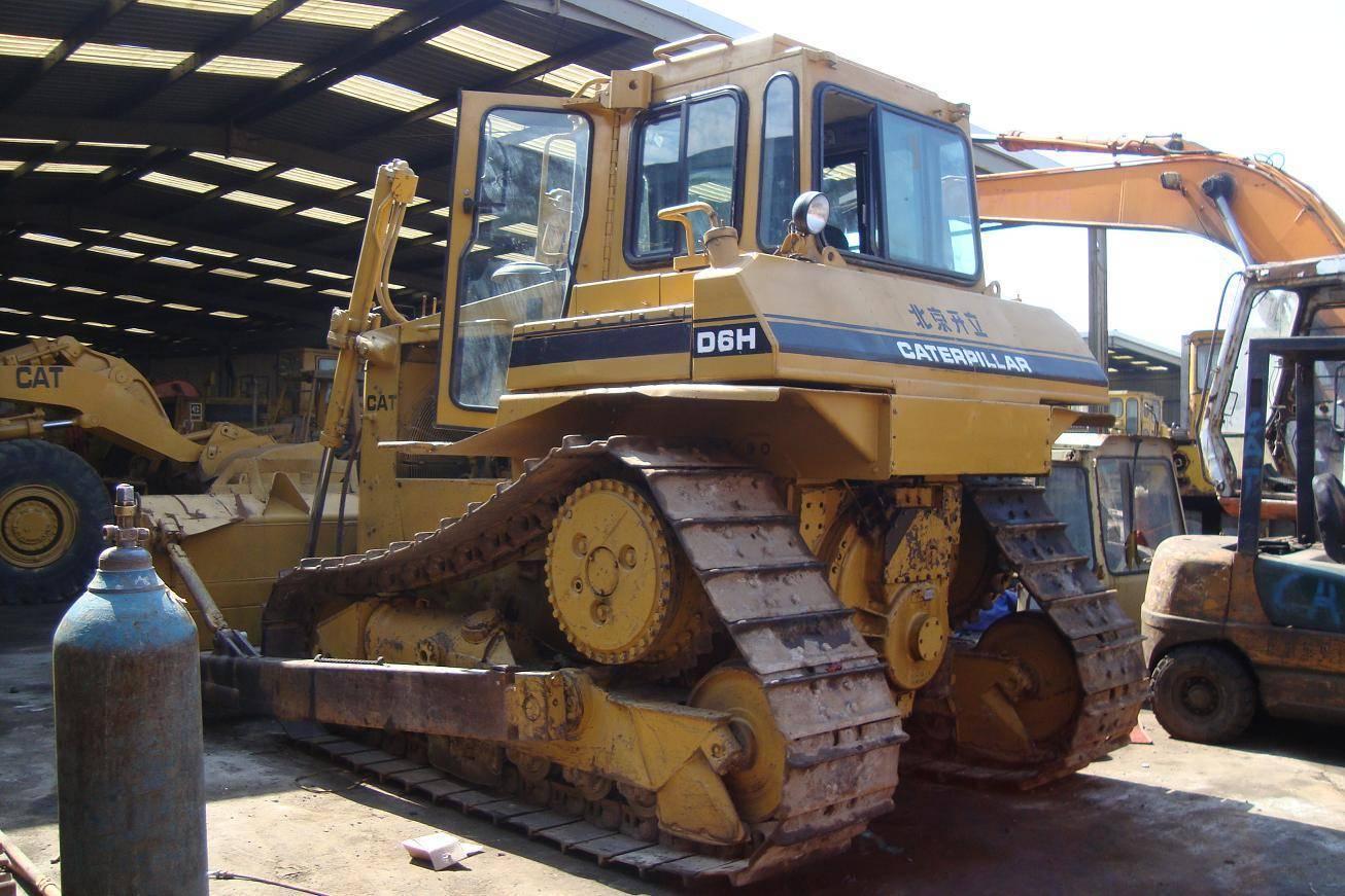cat bulldozer caterpillar d6h for sale