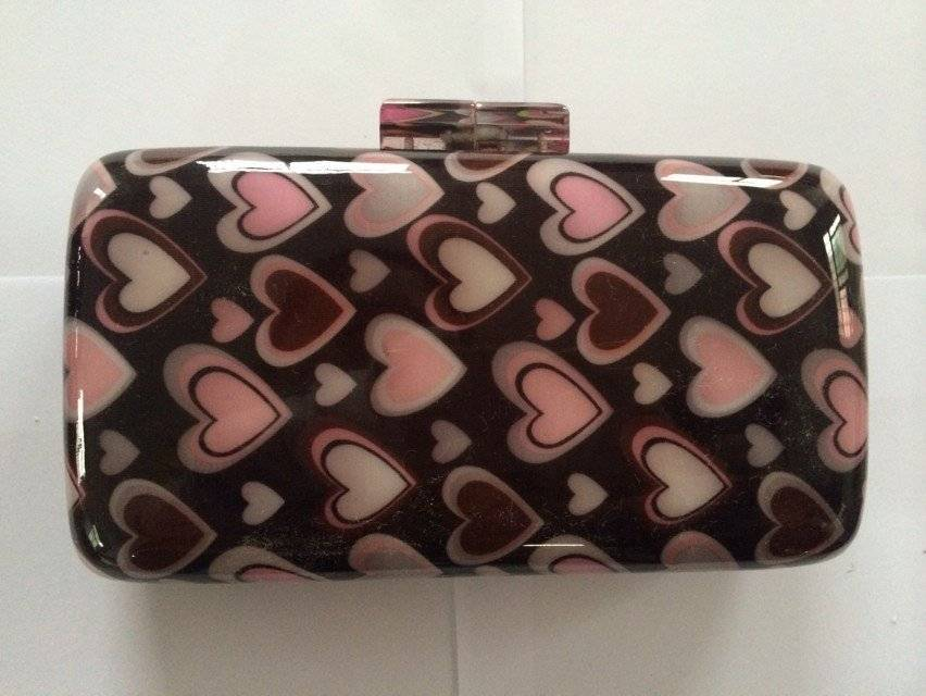 ladies party chains clutch
