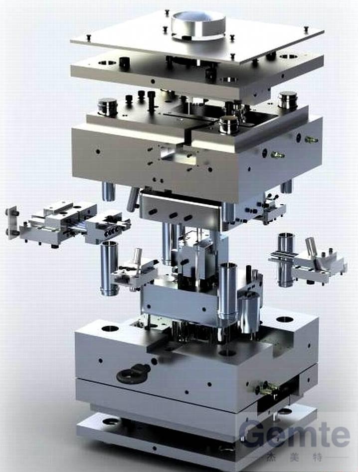 precision plastic miniature mould parts for mechanical assemblies inducstries
