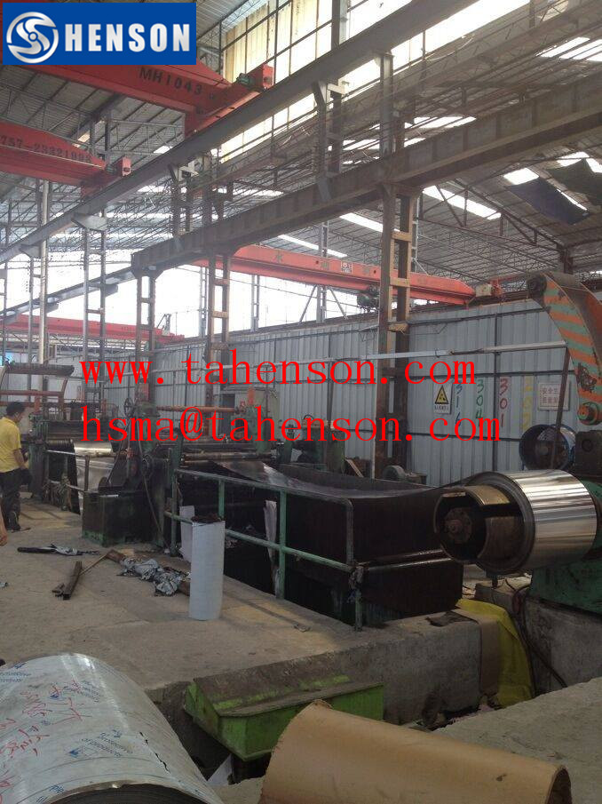 0.4mm-3.0mm thickness 201 Stainless steel coil from LISCO