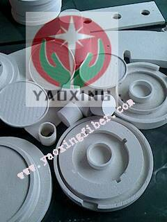 YAOXING ceramic fiber special-shaped products
