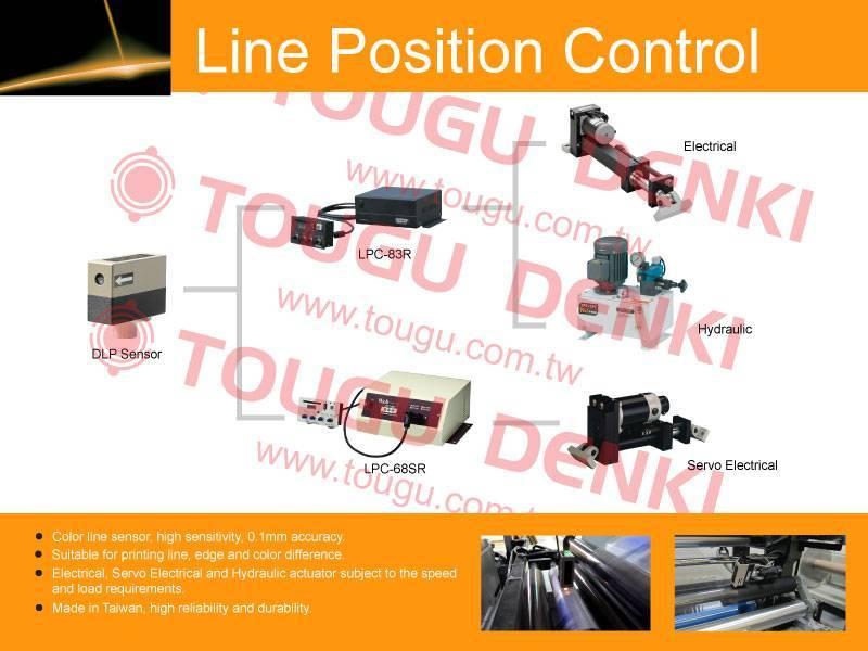 Line Guiding System (LPC)