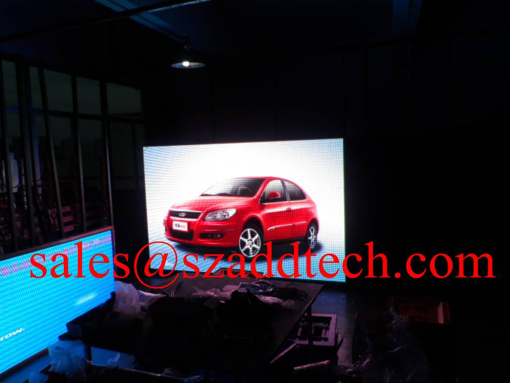 Sweden Outdoor Full Color LED Display Screen