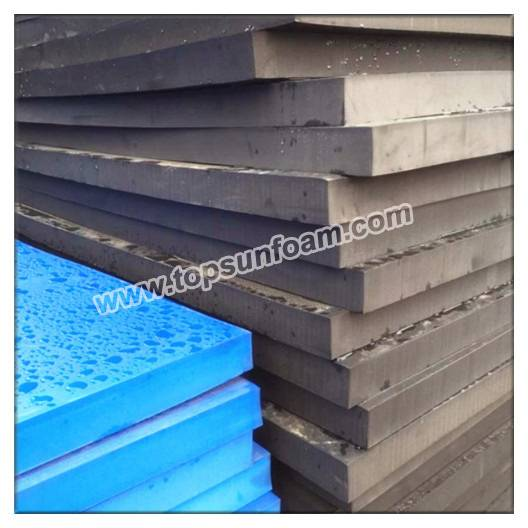 Crosslinked EVA Rubber Foam for Construction