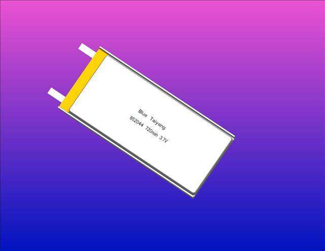 852044Li-polymer battery