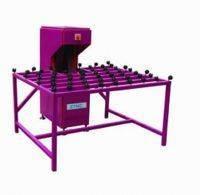 Belt Edging Machine /insulating glass machine Abrasive belt glass edging machine