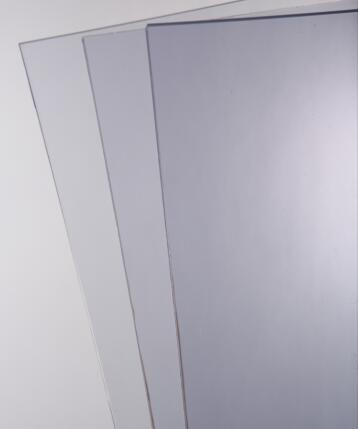 sell PVC clear sheet with pallet package