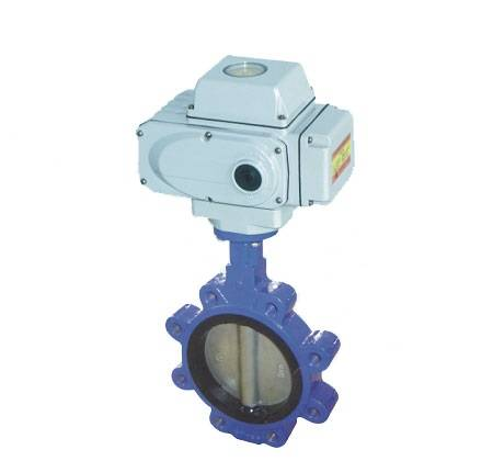 Electrical Butterfly Valve (Lug Type)
