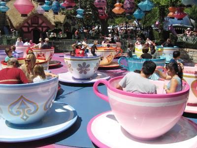 Amusement rides Coffee Cup