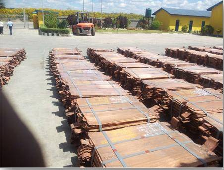 Looking forward real buyer copper cathodes