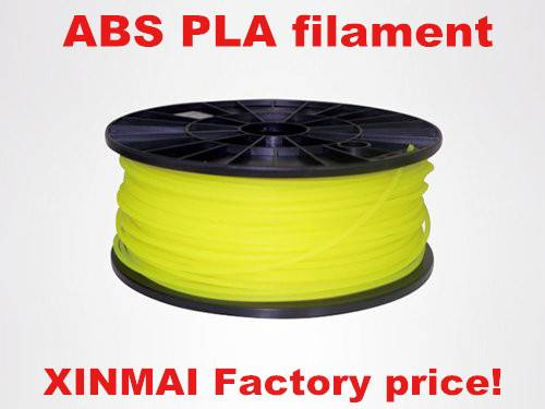 23 colors 1.75mm 3.0mm 3D printing consumable 3mm 1.75mm PLA filament