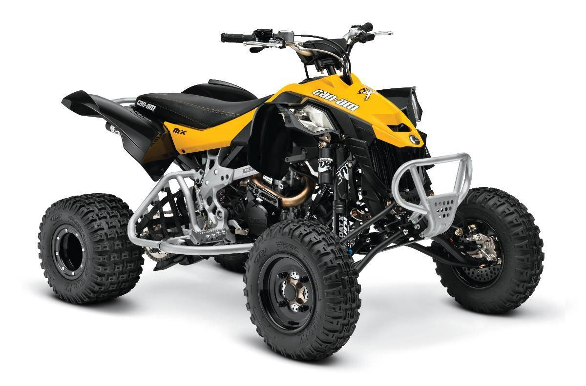 2014 Can-Am DS 450 X-mx