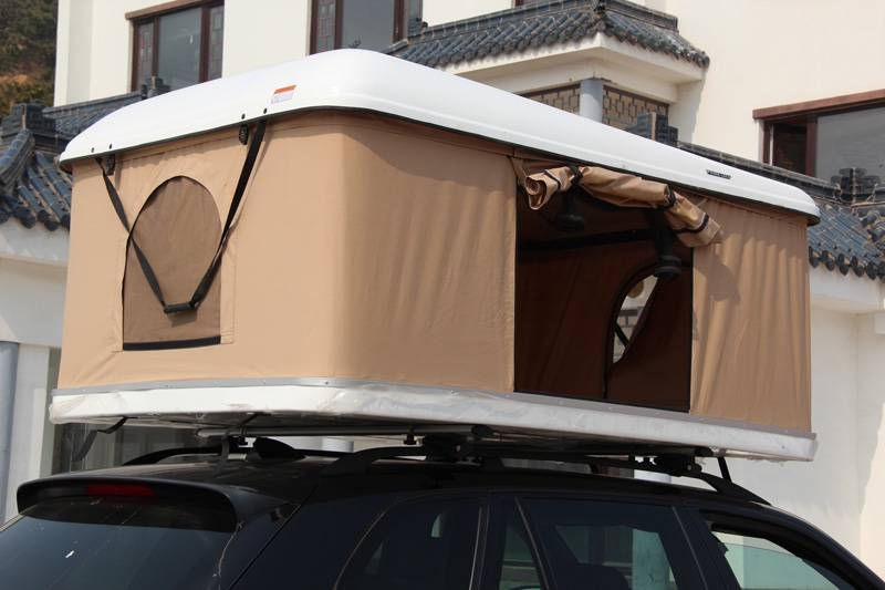 Camping car outdoor hard shell roof top tent hard Shell Roof Top Tent