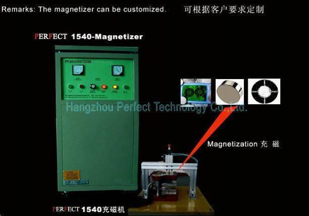 Multi-pole Plane Magnetizer