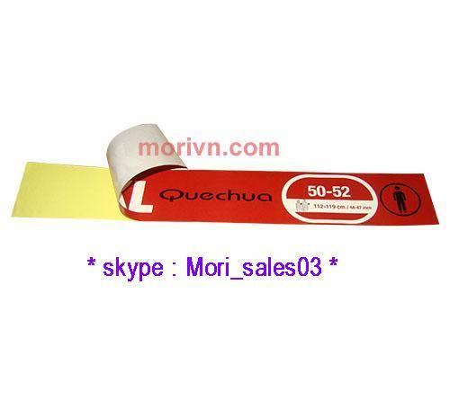 Paper Sticker/ Satin Sticker/ Decal