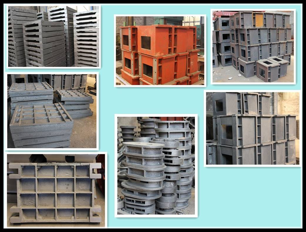 grey iron casting products