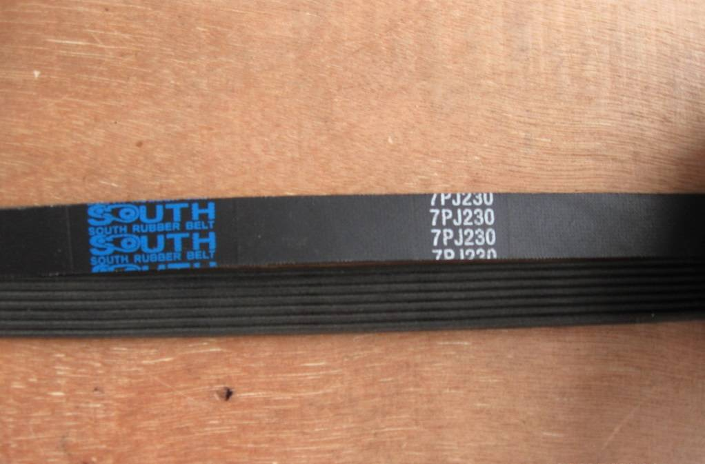 auto parts 3pk rubber belt made in china