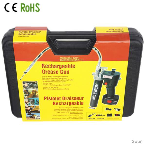 18V Rechargeable Grease Gun
