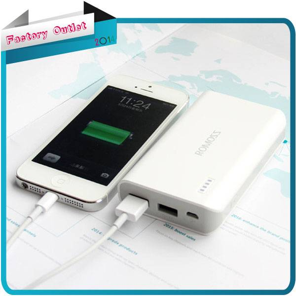 10400mAh Universal Power Bank Emergency Portable Charger For Android