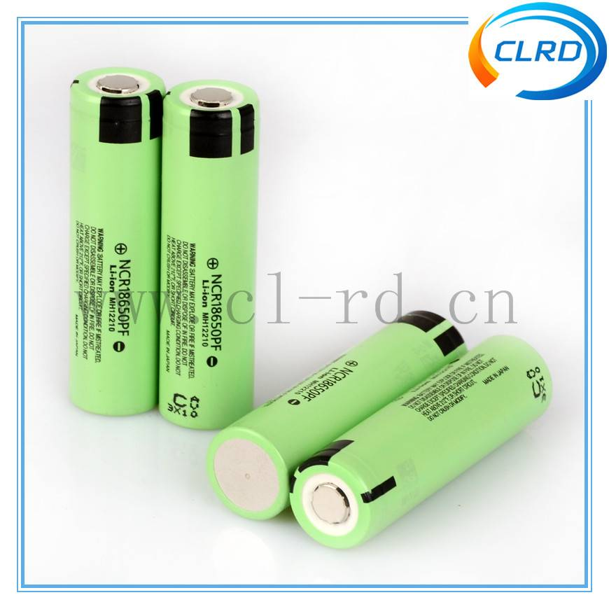 for panasonic NCR18650PF 2900mah rechargeable battery