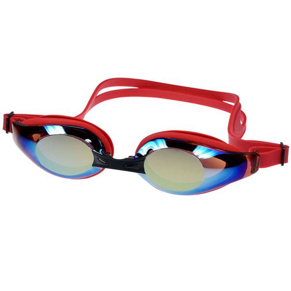 PC lens swimming goggle