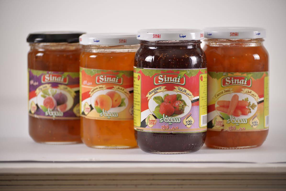 Types of Jam (Rafah)