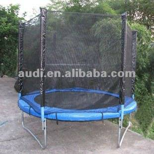 Cheap portable bungee jumping trampoline
