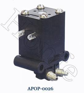 Picanol OMNI-PLUS-2 Relay Solenoid Valves