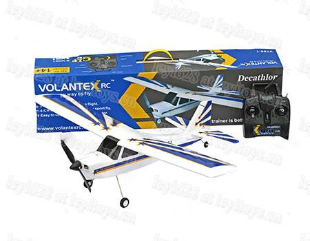 Decathlon 750mm perfect size trainer (765-1),RC Hobby