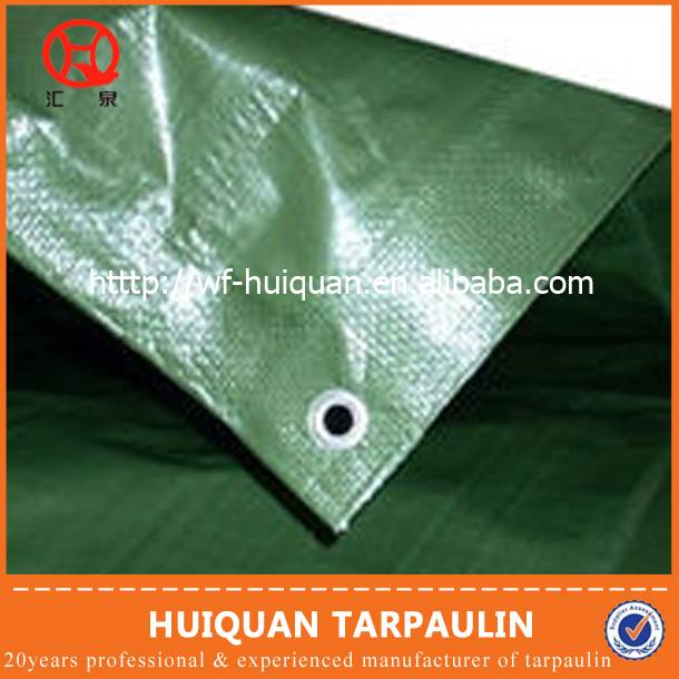 China Tarps Hdpe Woven Laminated Fabric