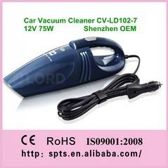Strong Suction 75w Vehicle Vacuum Cleaner