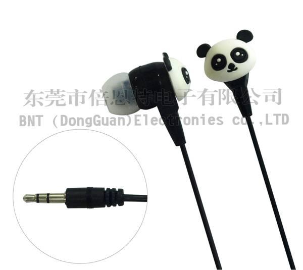 newest design cute 2015 the best earhook earphone
