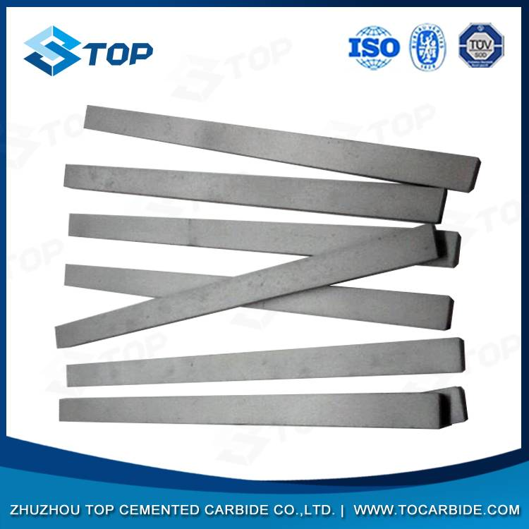 Tungsten Carbide Strips made in China