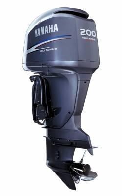 Yamaha 4 Stroke 200hp EFI