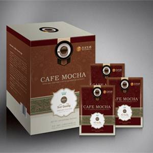 Ganoderma Mocha instant coffee