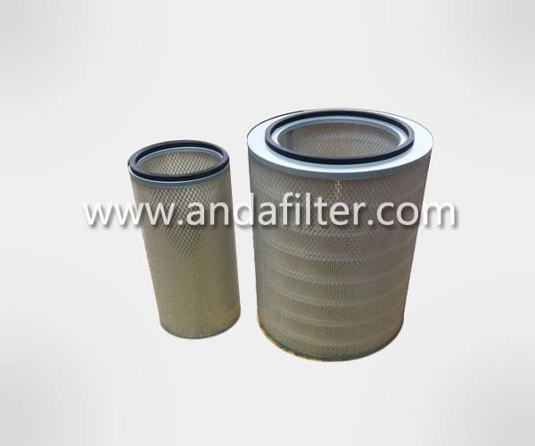 Air Filter For HINO 17801-3470 17801-3480